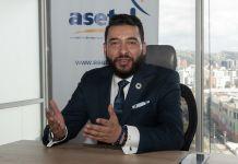 Jorge Cevallos, presidente de la ASETEL.