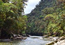 El Área Ecológica de Conservación Municipal Tinajillas Río Gualaceño está ubicado en Limón Indanza, provincia de Morona Santiago.