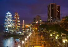 Guayaquil es uno de los destinos que se exhibirán en la feria. Foto: Vistazo.