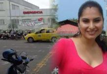 La comunicadora, que fue ingresada al Hospital Dr. Marco Vinicio Iza, se encuentra con pronóstico reservado.