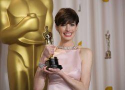 La actriz, quien obtuvo la estatuilla dorada en 2013 por su rol en
