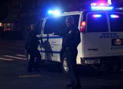Policía de Estados Unidos. Foto: Reuters