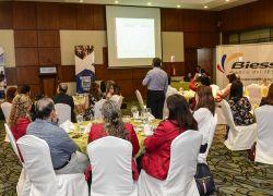 Con un máximo de 25 personas, hoteles, locales y centros de convenciones especializados de Guayaquil podrán realizar reuniones. Foto: Vistazo