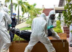 Durante los primeros once meses del año han muerto en Ecuador 104.887 personas con corte hasta el pasado jueves 26 de noviembre.