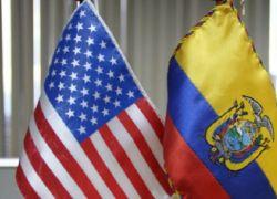 Ecuador aspira a un acuerdo comercial con EE.UU. que le saque de la incertidumbre de ir renovando cada dos años su permanencia en el Sistema de Preferencias Arancelarias.
