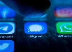 Otra ventaja de Signal es que los mensajes están cifrados extremo a extremo.