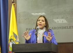 La exvicepresidenta de la República fue declarada culpable del delito de concusión.