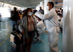 Se exigirá un test negativo a todos los pasajeros de avión que se dirijan a EE.UU., incluidos los estadounidenses. Foto: EFE