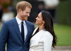 Enrique y Meghan, duques de Sussex, están con expectativa por la llegada de su segundo hijo. Foto: EFE.