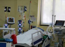 Hospital de IESS, donde se tratan a varios pacientes con síntomas de coronavirus, en Quito (Ecuador). EFE