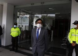 """Montúfar acusa a Yunda como coautor en peculado por el presunto """"abuso de dineros públicos"""". Foto: API"""
