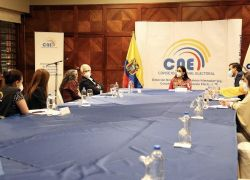El Pleno del Consejo Nacional Electoral resolvió no ejecutar el conteo rápido para las elecciones presidenciales del 11 de abril. Foto: Cortesia Foto: CNE