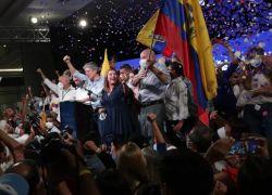 De 65 años, Lasso consiguió llegar a la Presidencia en su tercer intento. Foto: Cortesía