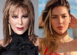Existen audios de 2019 en donde 'la Guzmán' supuestamente revela agresiones de su padre contra su madre Silvia Pinal.