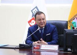 Juan Zapata, Director General del ECU 911 y Presidente del COE-N.