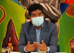 Quito Unido presentará esta tarde un nuevo pedido de remoción contra el alcalde.