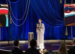 Chloé Zhao ganó premio a Mejor directora por