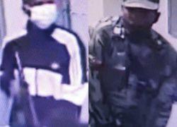 Cámaras de seguridad captaron a los cuatro sicarios que asesinaron por error a mujer.