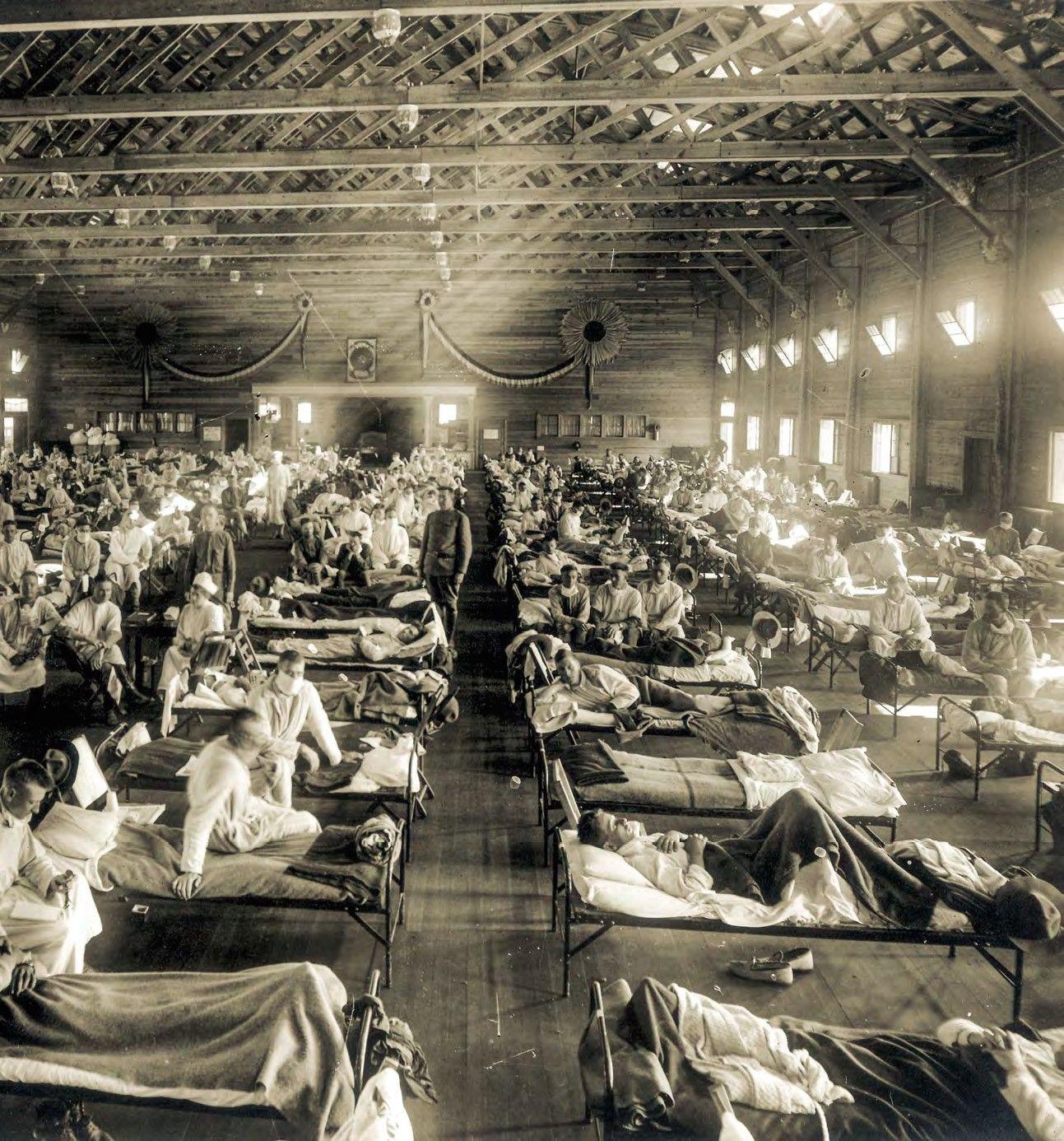 La gran gripe española y su similitud con la COVID-19 | Vistazo