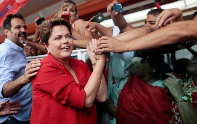 Dilma Rousseff. Foto: REUTERS/Ueslei Marcelino
