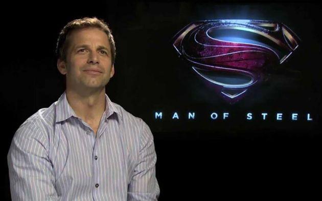 """Zack Snyder dirigirá las dos entregas de """"Justice League""""."""