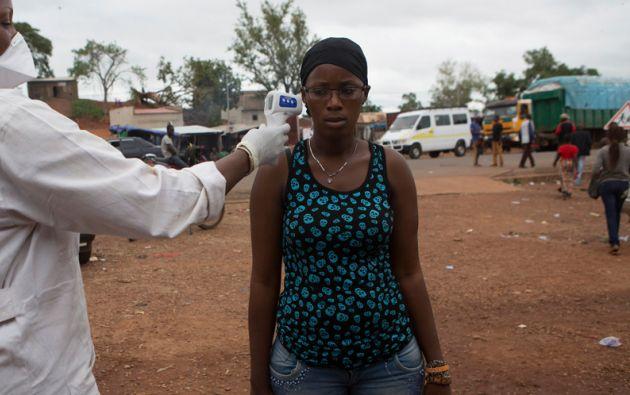 El ébola ha infectado a 8.914 personas en el mundo, 4.447 de ellas fallecieron. Foto: REUTERS