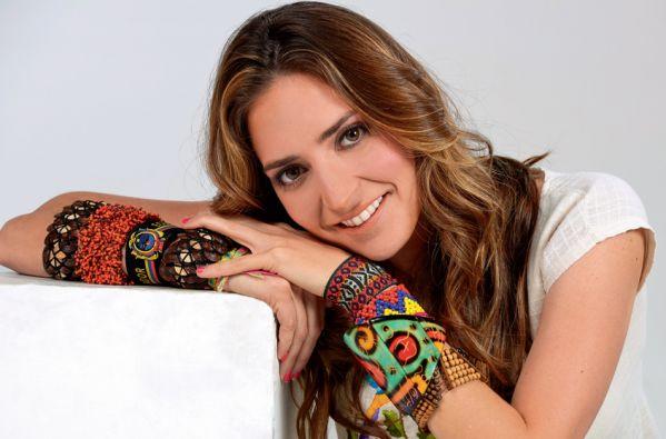 """La ecuatoriana ya ganó un premio en """"Las 40 Principales"""" en España. Foto: César Mera"""