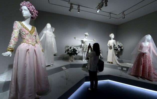 Foto: AFP/Gerard Julien. La exhibición se realiza en el museo Thyssen-Bornemisza, en Madrid.