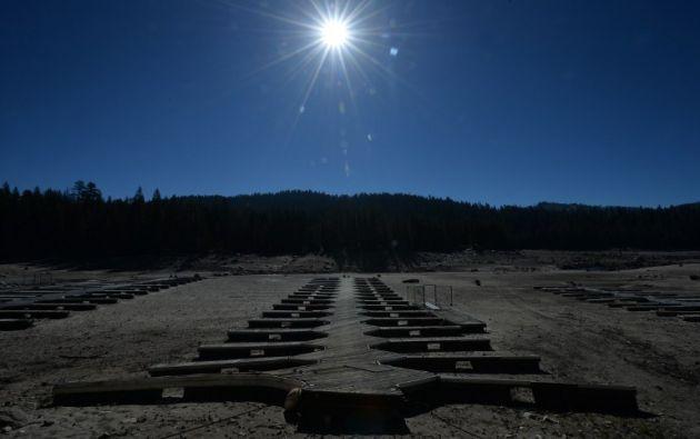 Foto: AFP/Mark Ralston. Con excepción de febrero, todos los meses de 2014 han sido los más calurosos.