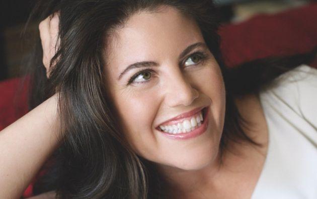 Esta es la foto perfil de Mónica Lewinsky en la red social. Foto: Twitter
