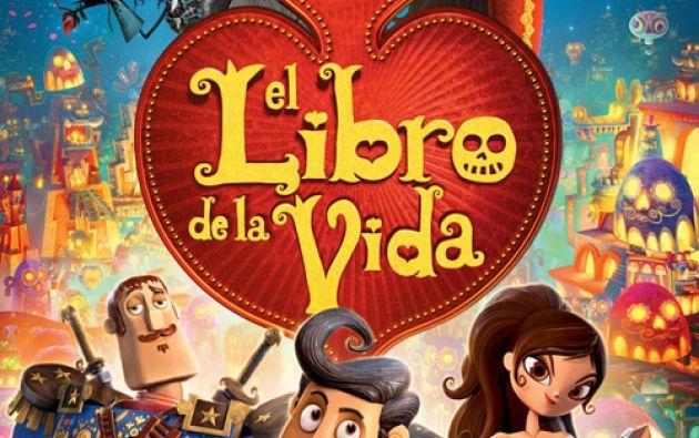 """""""El libro de la vida"""", de Jorge Gutiérrez."""