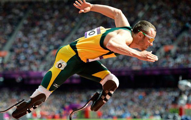 Blade Runner. El sudafricano compitió en Juegos Olímpicos y Juegos Paralímpicos. Foto: Archivo