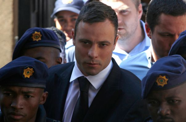 El juicio contra Pistorius fue uno de los más mediáticos de los últimos tiempos. Foto: REUTERS/Mike Hutchings