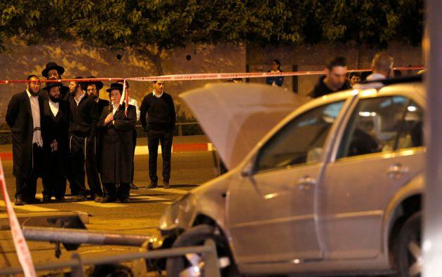 El ataque ha tensado aún más las relaciones entre las comunidades judía y palestina. Foto: REUTERS/Ammar Awad