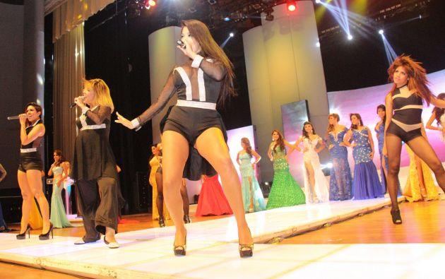 Durante la gala se presentó el tema 'A mi Guayas', interpretado por el grupo Las Tres y el reguetonero Ruido School.