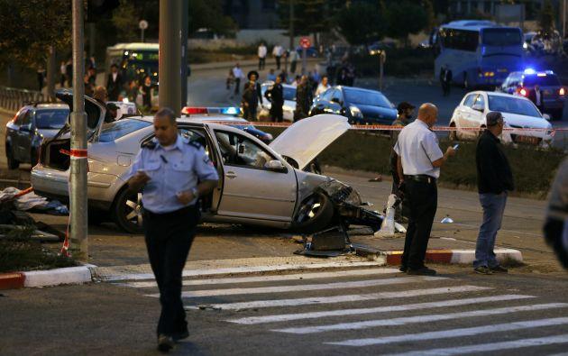 El día del atentado falleció un bebé y seis personas heridas. Foto: REUTERS