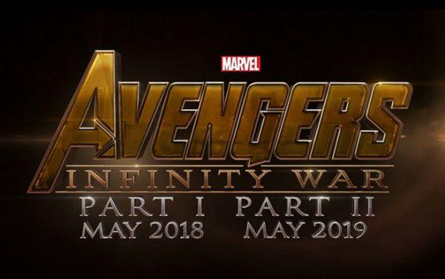 The Avengers tendrá dos nuevas entregas en 2018 y 2019.