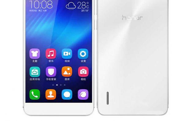 El Honor 6 tiene una memoria RAM de 3 GB, capacidad de almacenaje de 16 o 32 GB y admite dos tarjetas SIM.