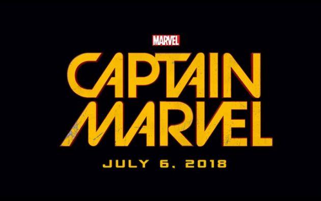"""El estrenos de """"Captain Marvel"""" se espera para julio de 2019."""