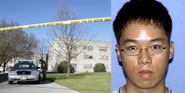 El surcoreano Seung Hui Cho, autor del tiroteo en el Virginia Tech.