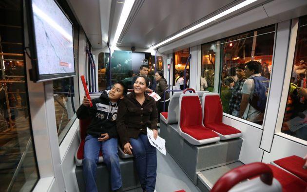 Los ciudadanos podrán conocer la distribución de asientos y los espacios. Foto: Municipio de Cuenca