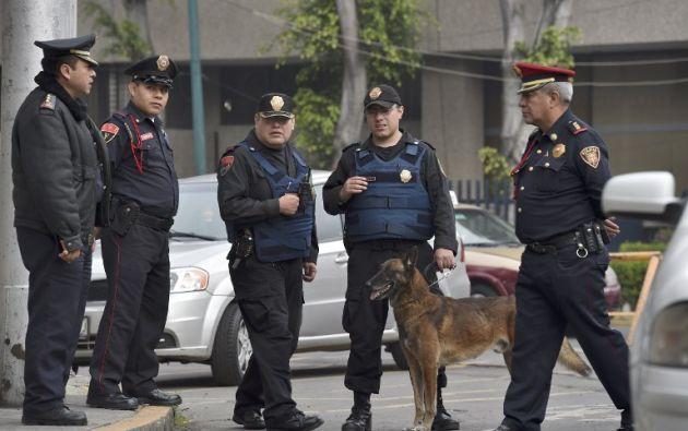 """La detención se logró en """"un operativo sin violencia"""" en una populosa zona del oriente de la capital. Foto: AFP"""