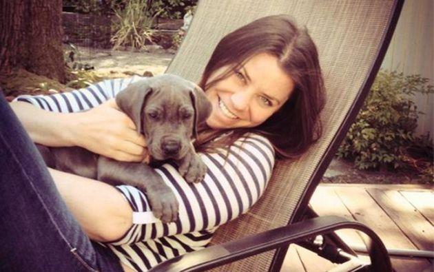 Brittany Maynard sufría de un cáncer terminal, se lo detectaron hace seis meses. Foto: AFP