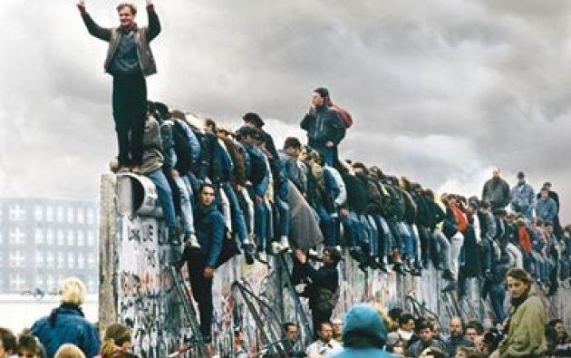 El 9 de noviembre se celebrarán 25 años de la caída del Muro de Berlín.