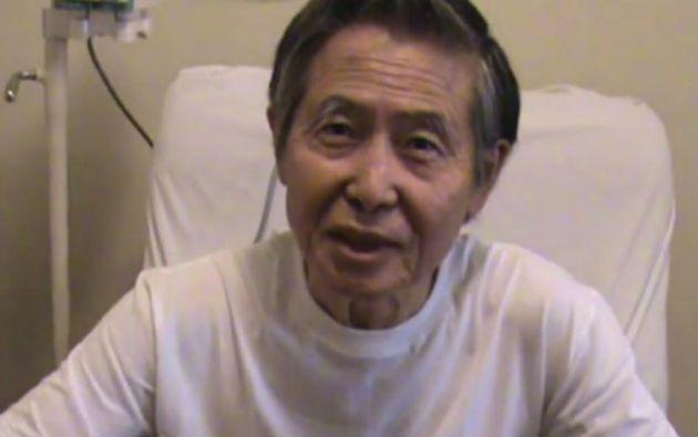 Fujimori ha sido hospitalizado en varias ocasiones.
