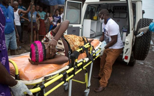 El contagio sigue siendo intenso en los países más<br>afectados por la enfermedad. Foto: REUTERS