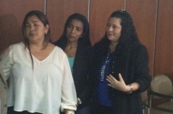 Las esposas de las víctimas serán indemnizadas por los acusados. Foto: Twitter / Jacqueline Rodas