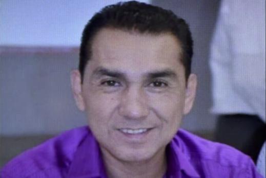 José Luis Abarca Velázquez, fue recluido este jueves en una prisión federal.