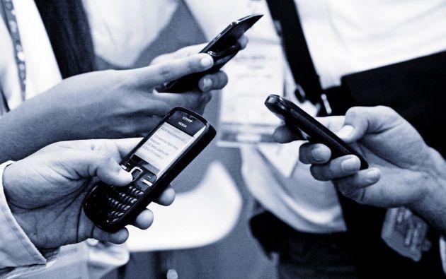 Si el teléfono celular con dinero electrónico es robado, el ladrón no podrá gastar esos recursos. Foto: Archivo Vistazo