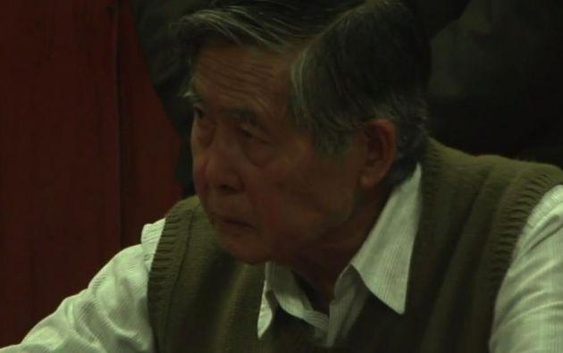 Alberto Fujimori fue condenado en 2009 a 25 años de cárcel por delitos de lesa humanidad.